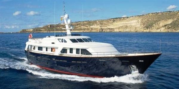 Benetti Sail Division 95 1373