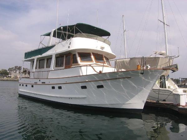 """Marine Trader Island Trader Ms 50' Marine Trader """"MISTY"""""""
