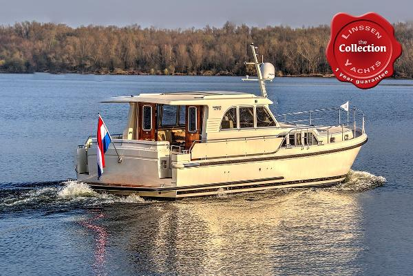 Linssen 470 Sedan Wheelhouse