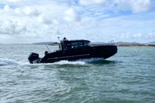 XO Boats 280 Cabin OB