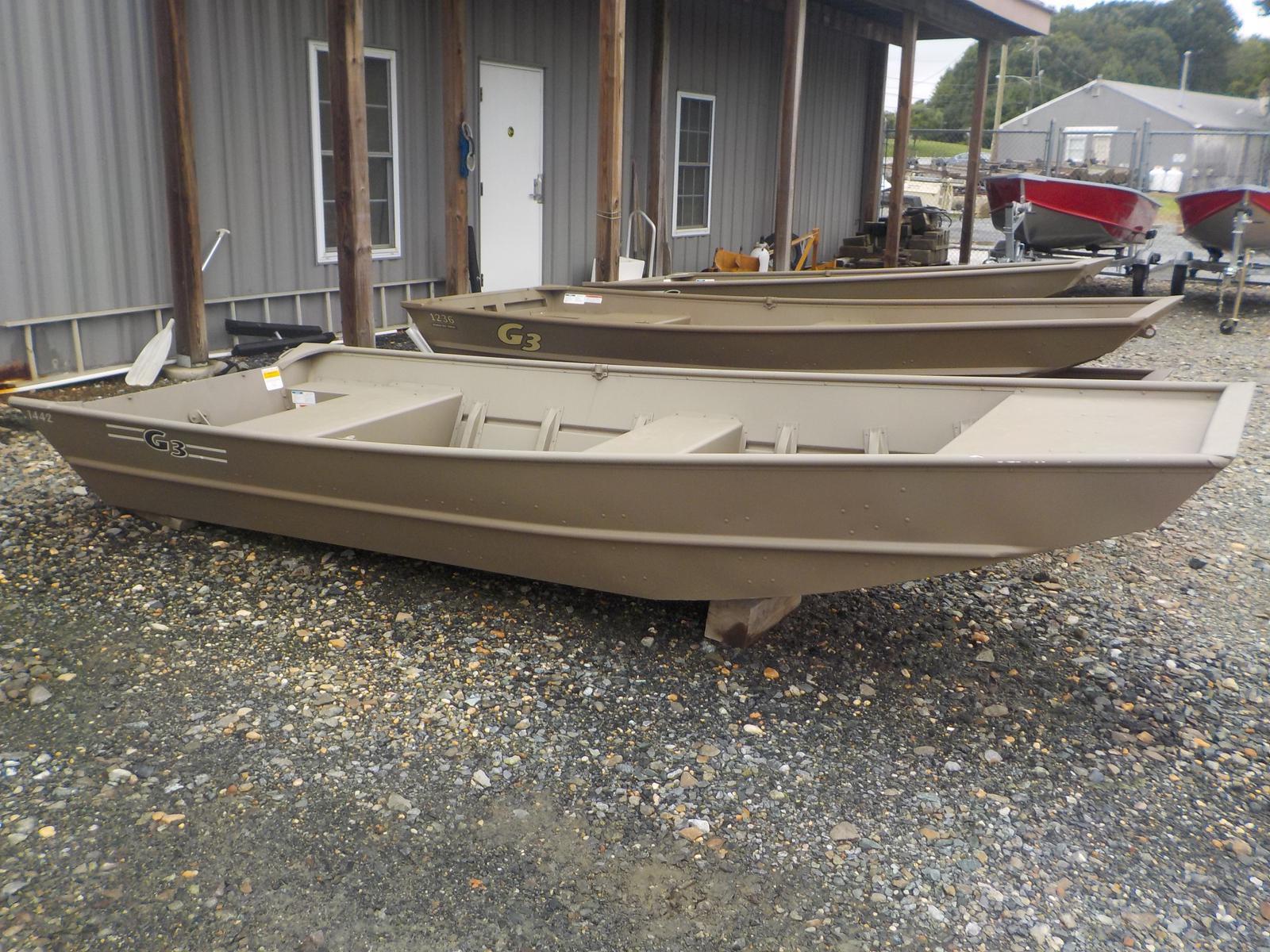 G3 Jon Boat 1442