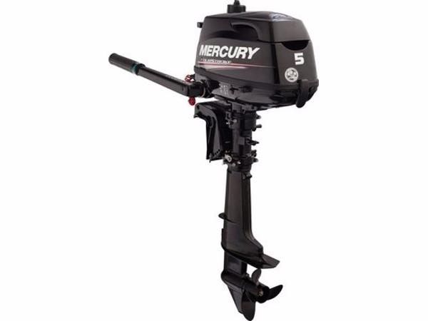 Mercury Fourstroke 5 HP