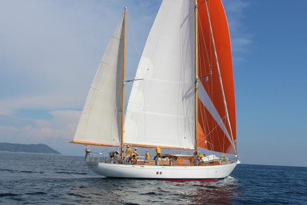Sangermani Classic Yacht Yawl