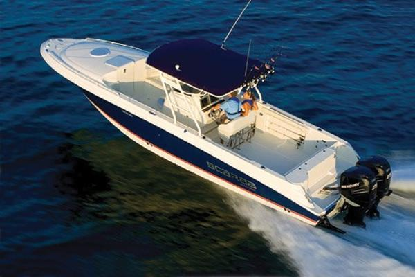Wellcraft 35 Scarab Sport Offshore