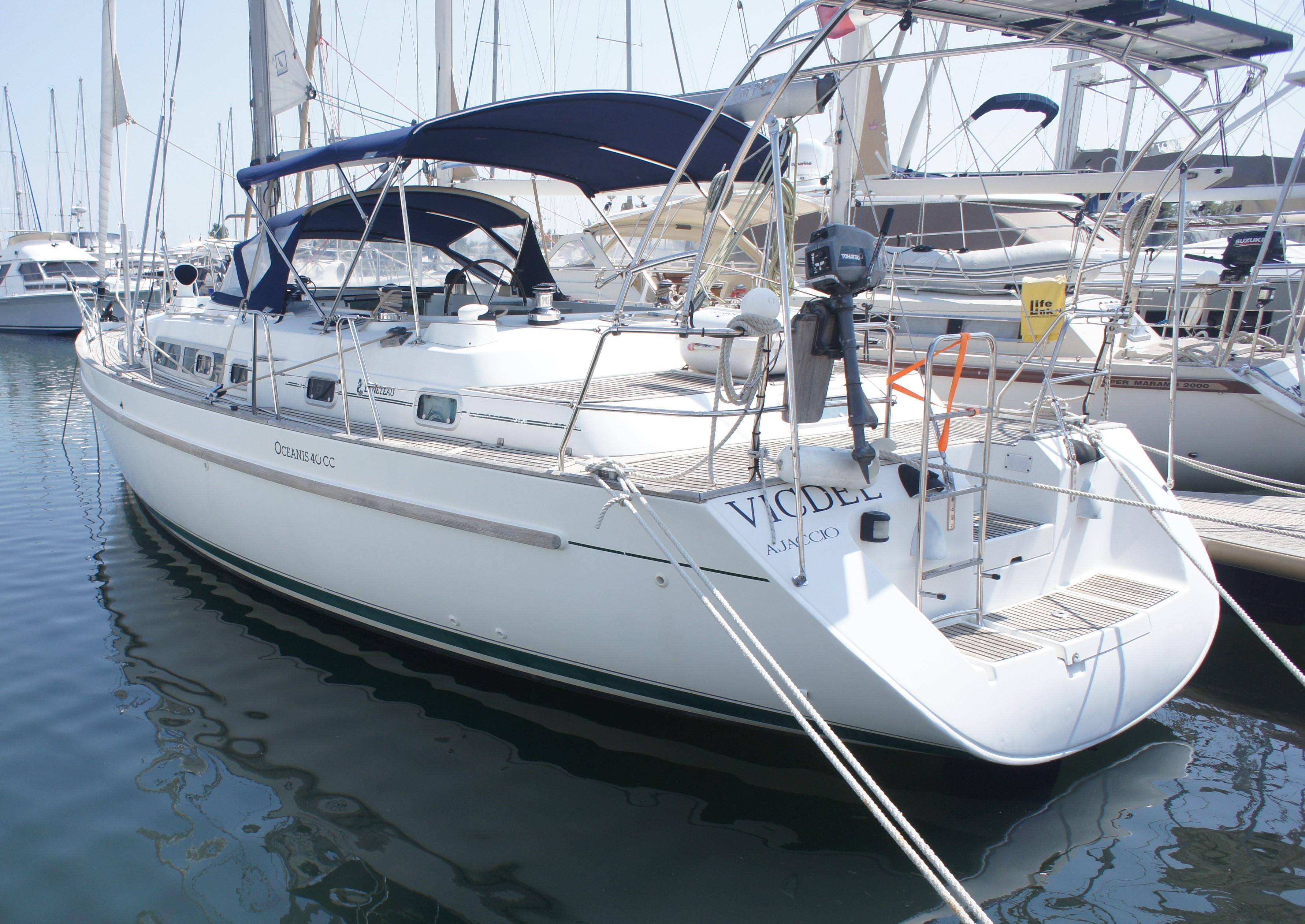 Beneteau Oceanis 40 CC Default