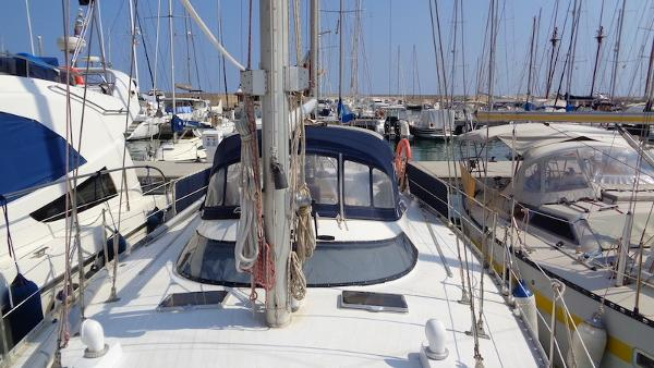 North Wind 40 Mistral Ketch