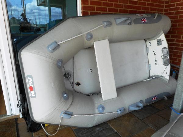 Avon Rover 260 Air Inflatable