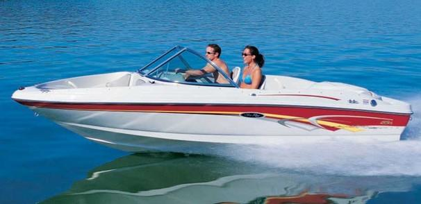 Sea Ray 176 SRX Bow Rider Manufacturer Provided Image