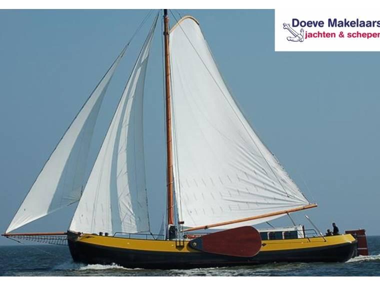 Sailing Tjalk Chartervessel 19.98
