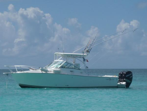 Albemarle 288 Outboard Express Fisherman