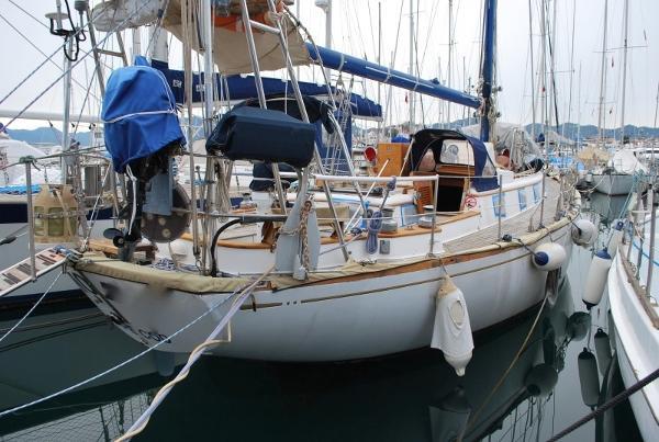 Ta Shing Yachts Mason 43