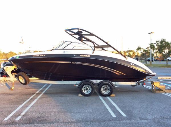 Yamaha Sport Boat 2013 242 LIMITED S JET