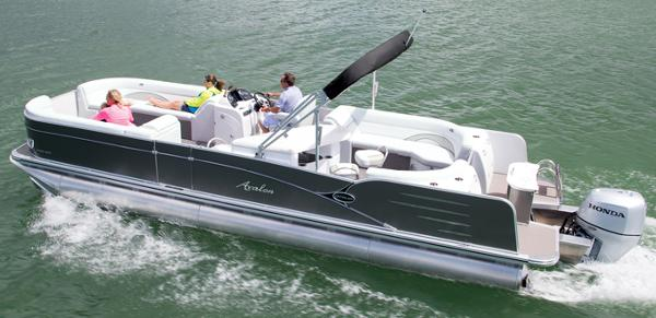 Avalon Pontoons Catalina 27' Entertainer
