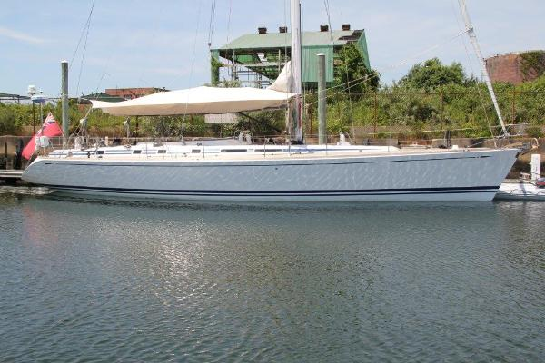 Nautor Swan 60 Starboard side