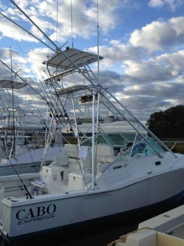 Cabo yachts 31 Express 31 Cabo Express 1998