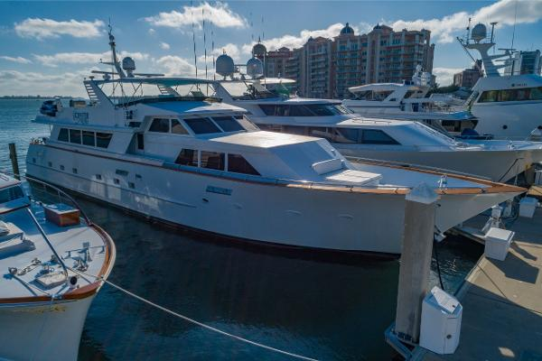 Broward Raised Pilot House Motor Yacht