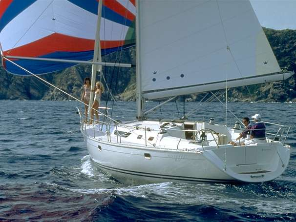 Jeanneau Sun Odyssey 45.1 Manufacturer Provided Image: Photo: G¿rd Beauvais.