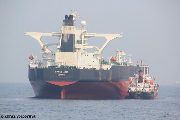 Tanker Crude Oil Tanker