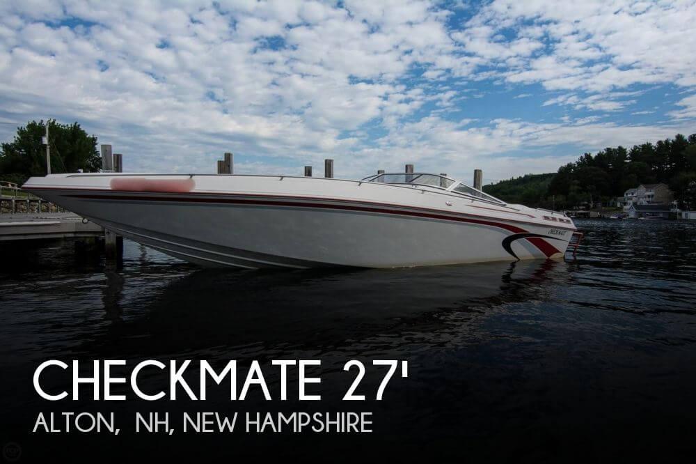 Checkmate 270 Convincor 2004 Checkmate 270 Convincor for sale in Alton,  Nh, NH