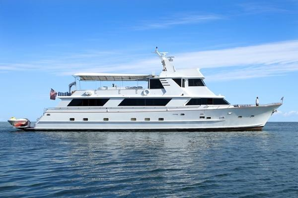 Broward Tri Deck Motoryacht Main Profile Photo