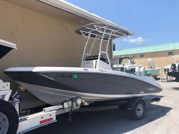 Yamaha Boats 190 FSH Sport