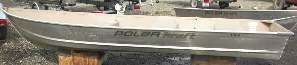 Polar Kraft Dakota V 1460 V1460 Polar Kraft New V Bottom Aluminum Boat