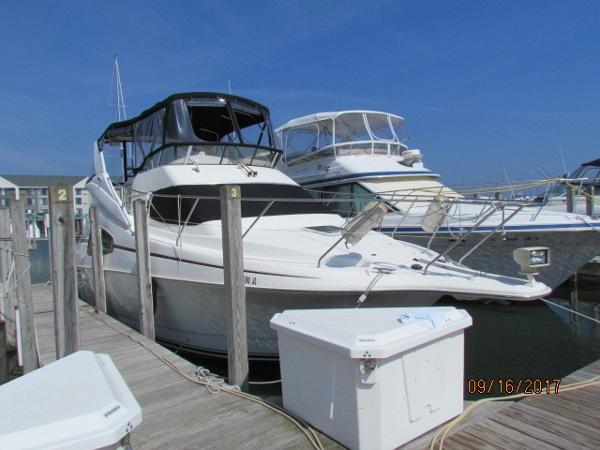 Silverton 330 Sport Bridge PORT