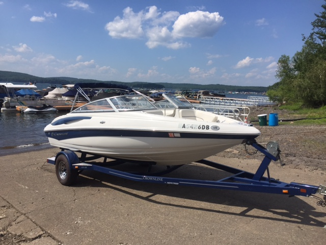 Crownline BOWRIDER 185 SS