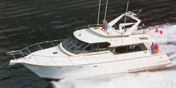 West Bay Pilot House Motor Yacht