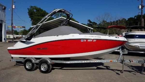 Sea-Doo Sport Boats 210 Challenger