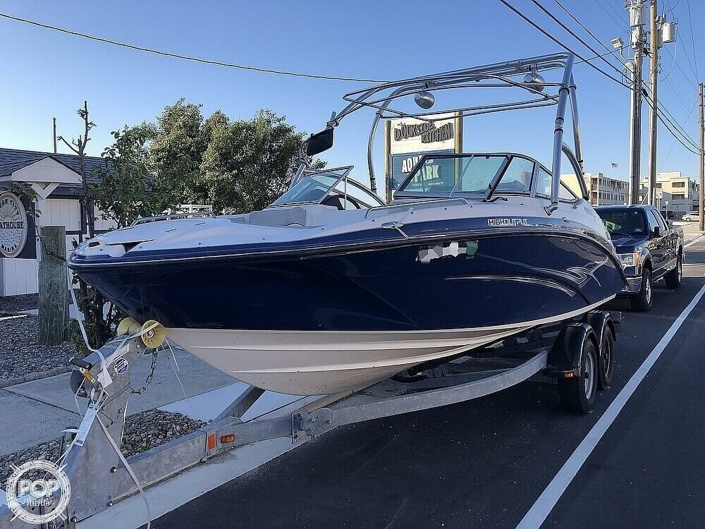 Yamaha Boats 210 SX 2012 Yamaha 210 SX for sale in Ocean City, NJ