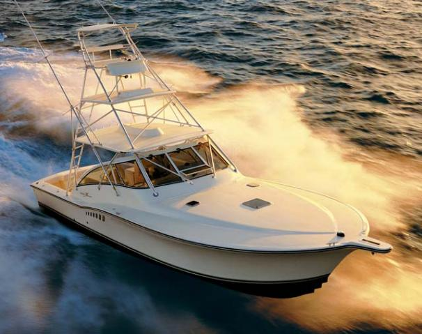 Albemarle 410 Express Fisherman Manufacturer Provided Image
