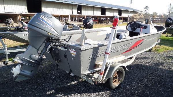 Alumacraft Lunker 17SC