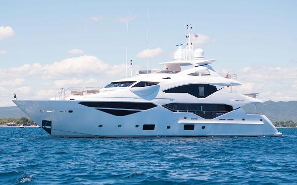 Sunseeker 131 Yacht