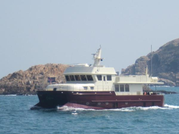Trawler Cat Marine China 67' Canadian Design Power Cat CANADIAN DESIGNED POWER CAT TRAWLER 67'