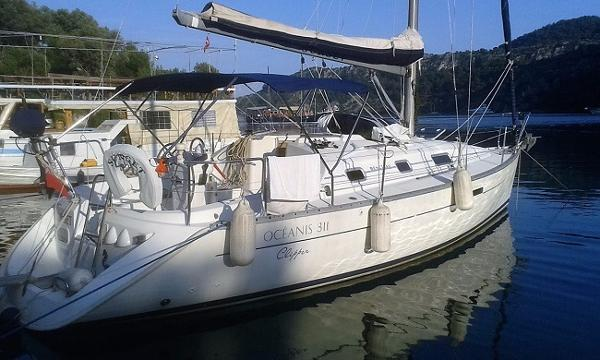 Beneteau Oceanis 311 Main photo