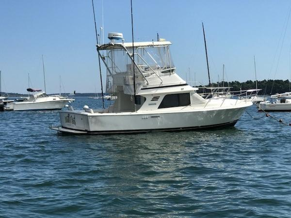 Blackfin 29 Flybridge