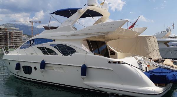 Azimut 55 EVO Motor Yacht