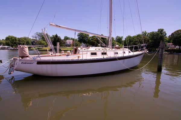 Endeavour 32 Sloop