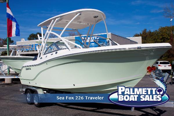 Sea Fox 226 Traveler 226 Traveler