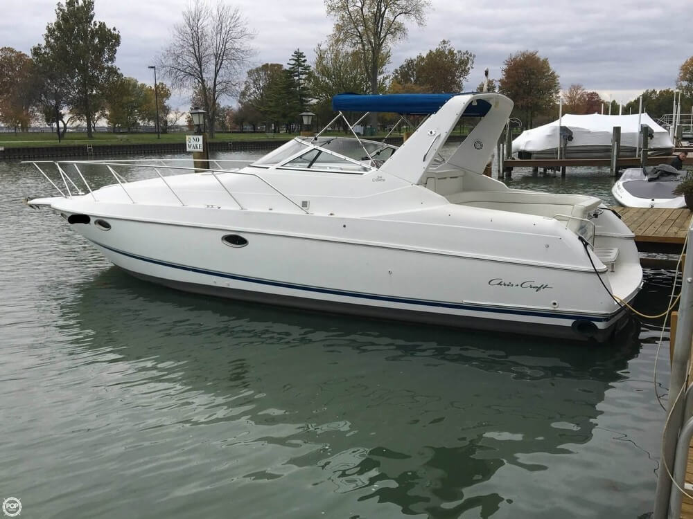 Chris-Craft 34 Crowne 1995 Chris-Craft 34 Crowne for sale in Harrison Township, MI