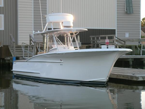 Winter Custom Yachts 29 OPEN