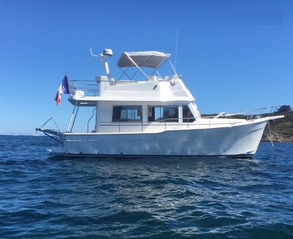 Mainship 395 Trawler