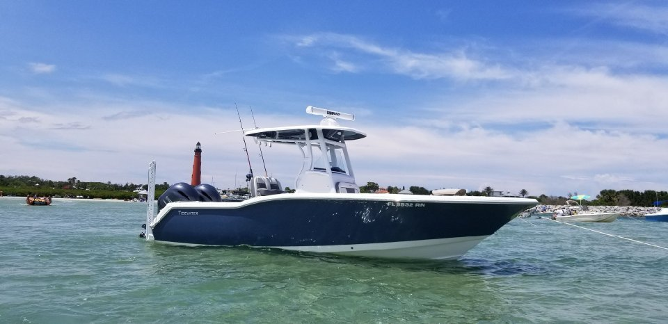 Tidewater 252 CC Adventure