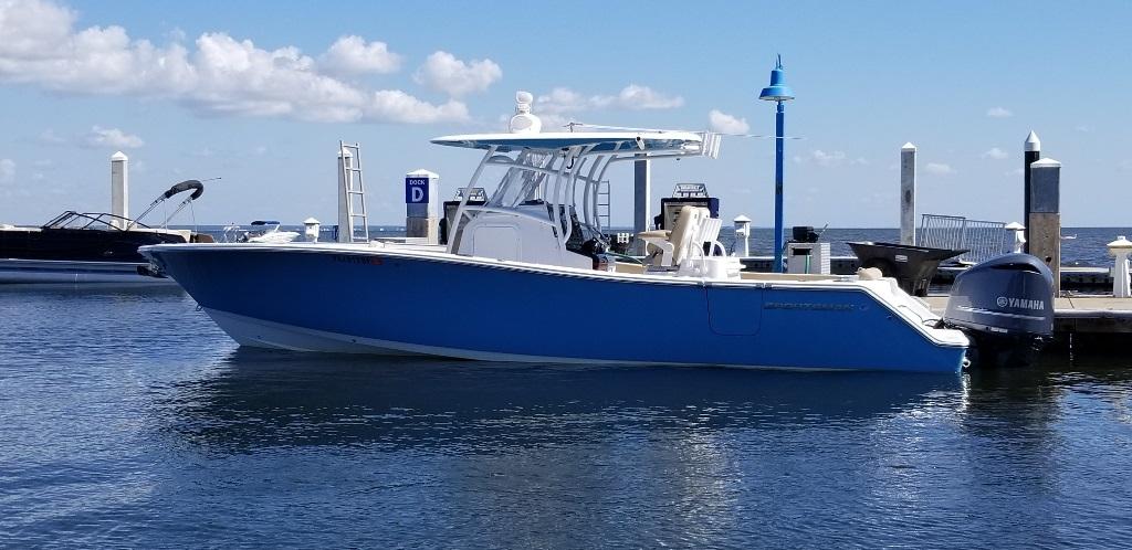Sportsman Boats Open 312 Center Console