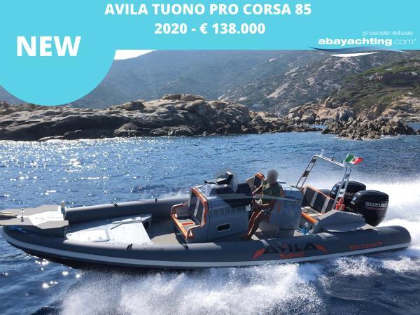 Avila Tuono Type 8 Pro Corsa 85