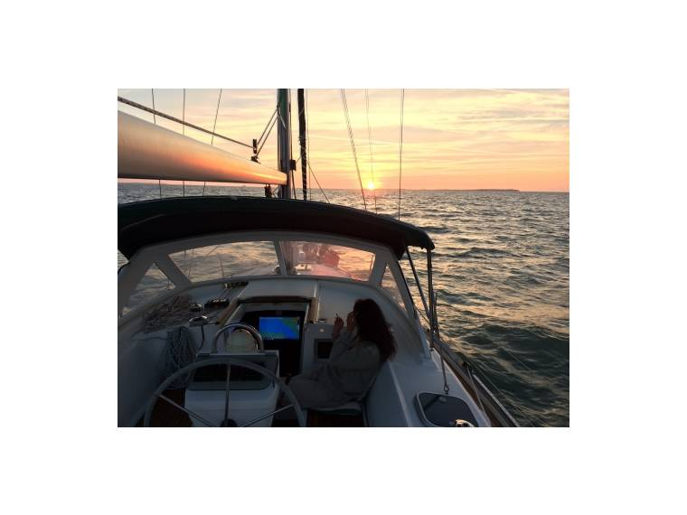 Beneteau BENETEAU OCEANIS 36 CC CLIPPER EB44062