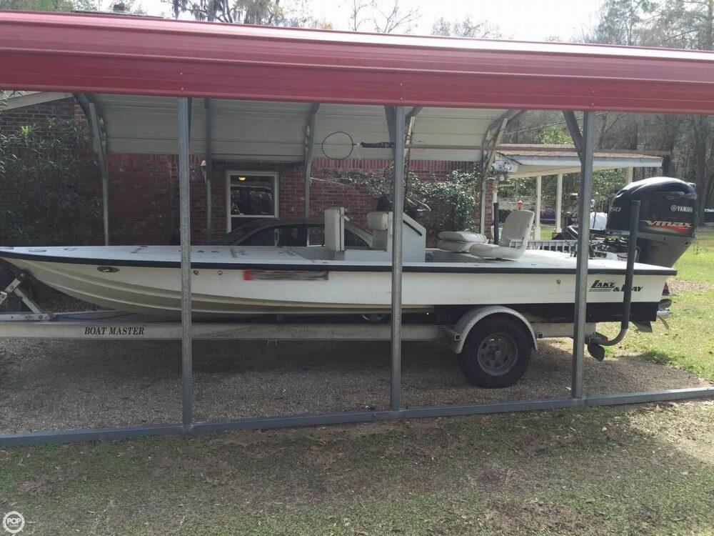 Lake And Bay 20 Bocagrande Fo 2000 Lake & Bay Boca Grande 20 for sale in Perry, FL