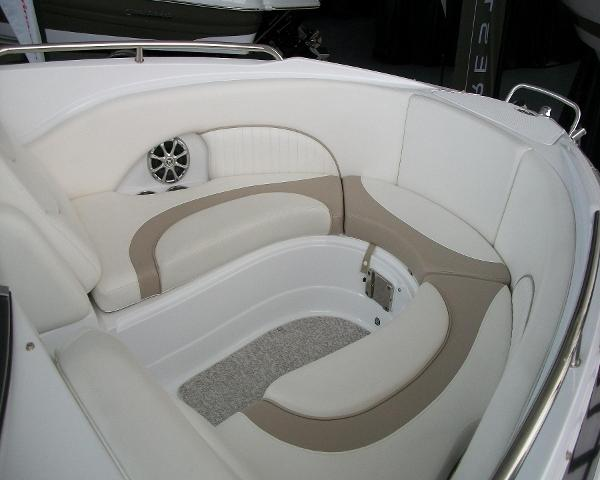 Bow Seating With Storage Under