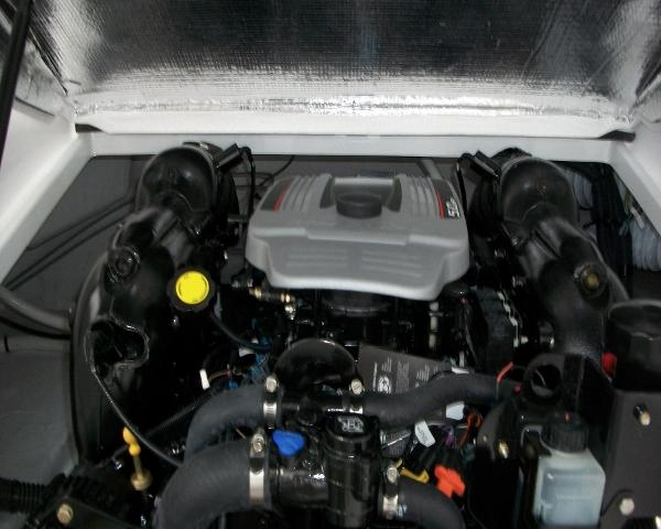 260 HP 5.0L MPI Mercruiser